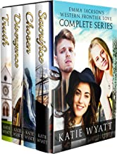 Complete Series: Emma Jackson's Western Frontier Love Books 1-4 (Box Set Complete Series Book 4) (English Edition)