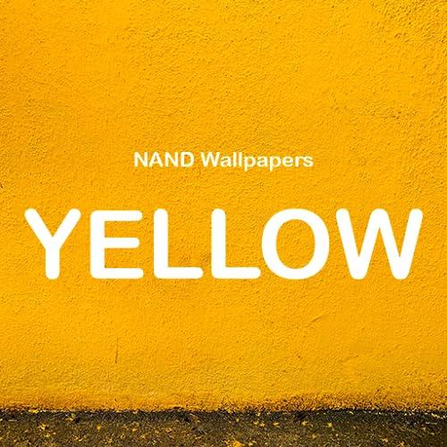 NANDA Amarelo - Papel de Parede Amarelo HD