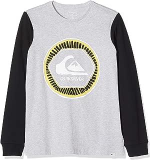 Quiksilver Solar Sun Boys Long Sleeve T-Shirt