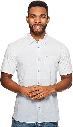 Hudson Short Sleeve Woven