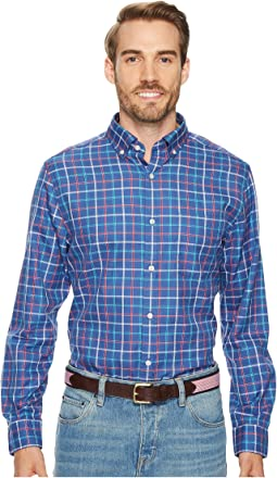 Vineyard Vines - Jade Cove Check Classic Murray Shirt