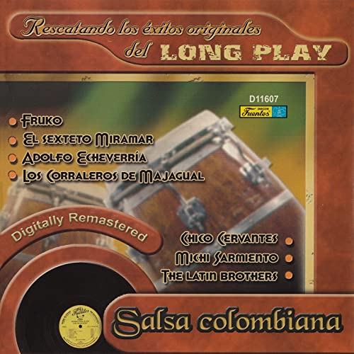 Rescatando los Éxitos Originales del Long Play - Salsa Colombiana