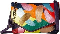 Anuschka Handbags - 607 Convertible Envelope Clutch Wristlet