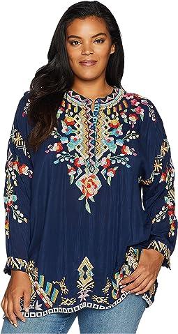 Plus Size Jessa Tunic