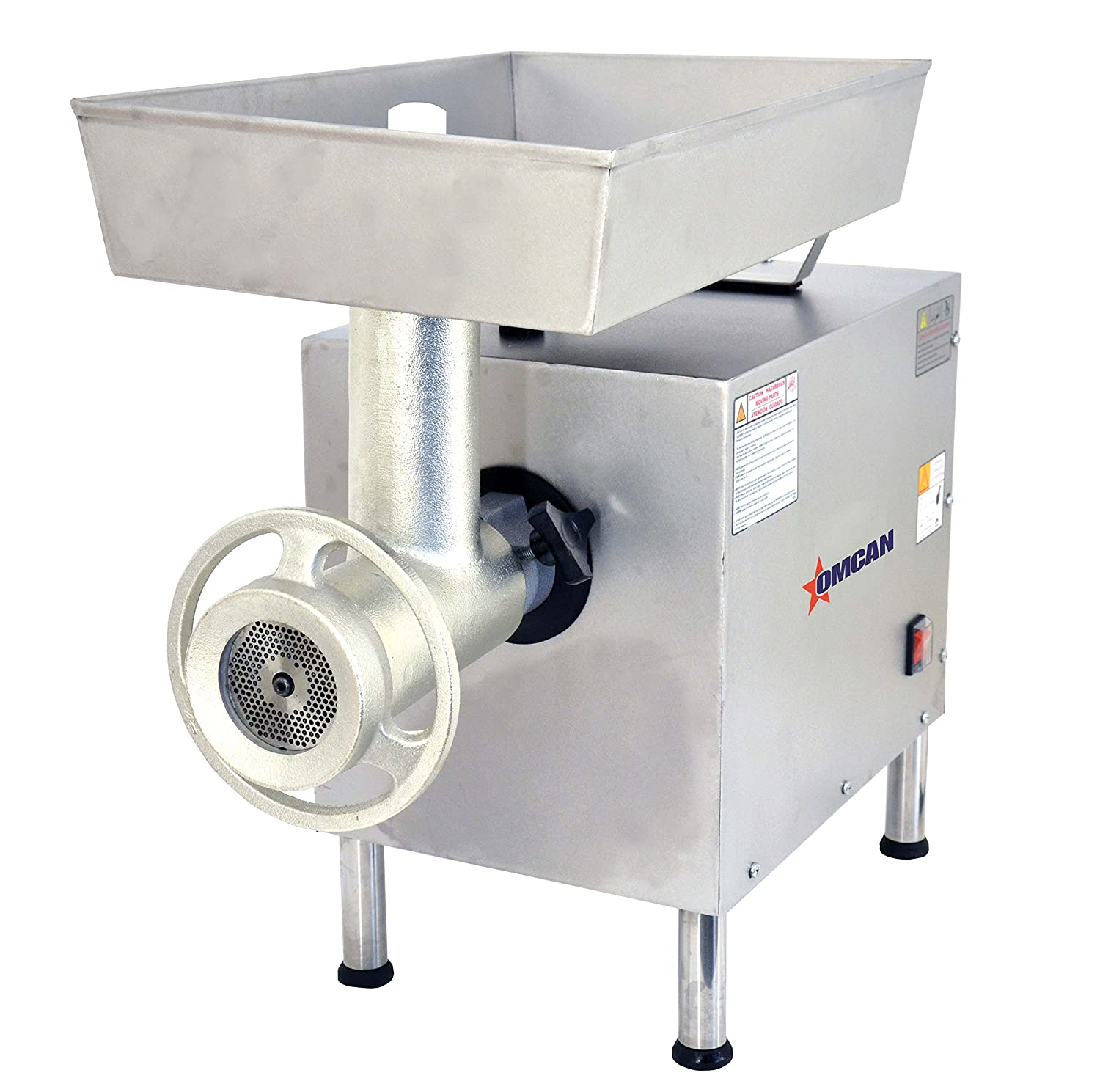 Omcan 11067 Commercial Restaurant # 22 Moderate Max Price reduction 49% OFF Electr HP Duty 2