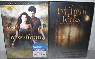 Twilight New Moon Saga Ultimate FAN Edition