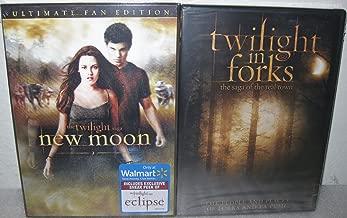 Twilight New Moon Saga Ultimate FAN Edition