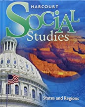 Harcourt Social Studies: Student Edition Grade 4 States and Regions 2007