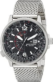 Citizen Eco-Drive Men's BJ7008-51E Silver Mesh Watch