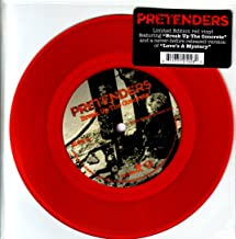 Break up the Concrete Ultra Limited Edition Red Vinyl 7 Inch (W/ Previously Unreleased Version of Love's a Mystery )
