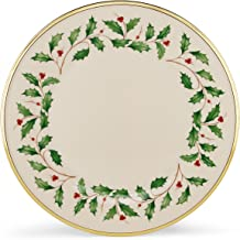 Lenox 835217 Holiday Dinner Plates, Set of 6