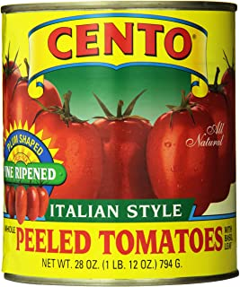 Cento Plum Tomatoes, 28-Ounce Cans (Pack of 12)