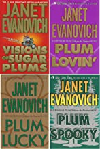 Stephanie Plum Between the Numbers, Books 1-4: Visions of Sugar Plums, Plum Lovin', Plum Lucky, and Plum Spooky