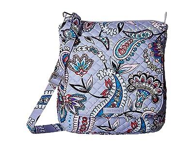 Vera Bradley Carson Mailbag (Makani Paisley) Bags