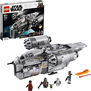 LEGO 75292 StarWars LeRazorCrest - Jouet Spatial avec la Figurine de l'enfant