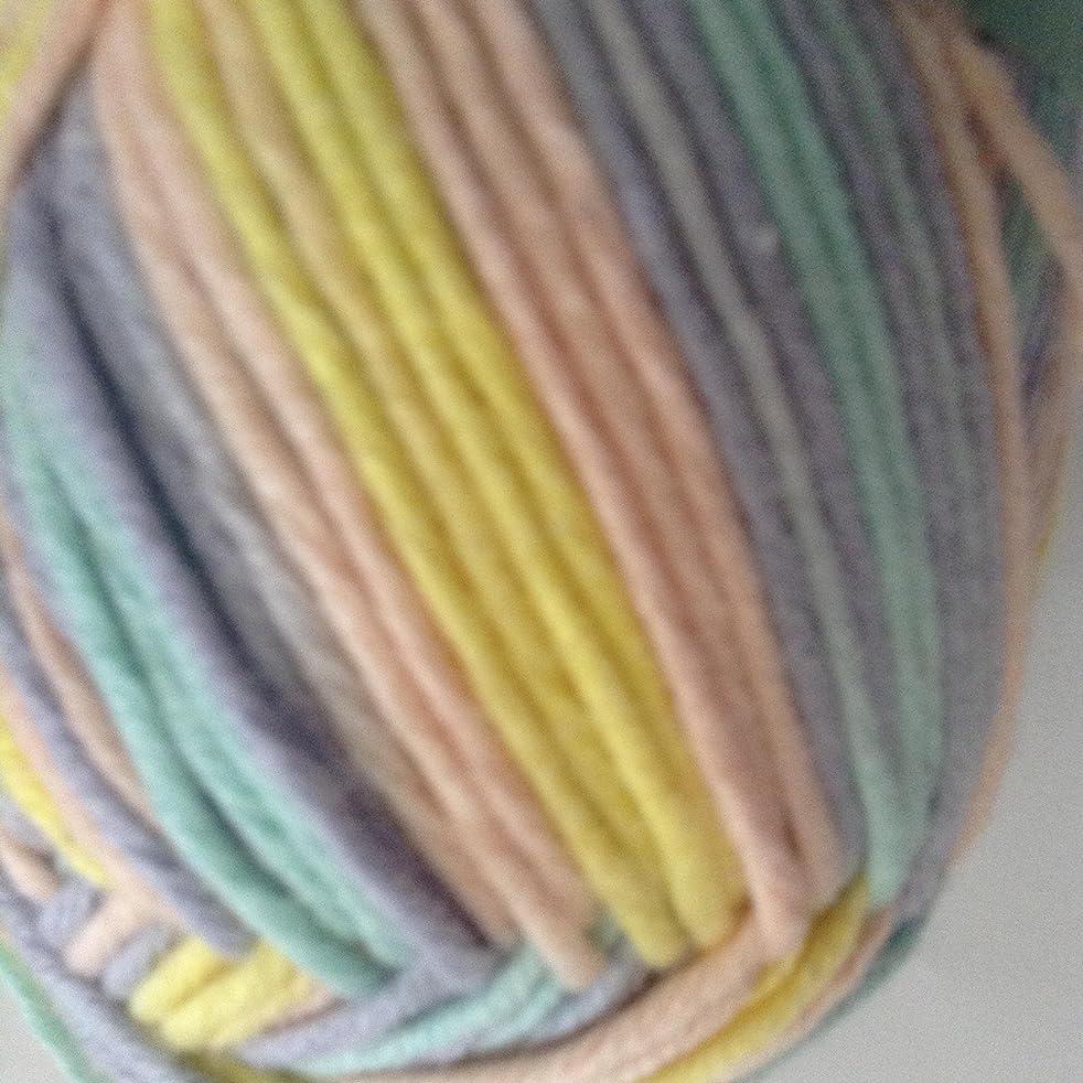 Bernat 16605252015 Softee Baby Cotton Yarn, Candy Colors Varg