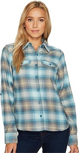 Silver Ridge Long Sleeve Flannel Shirt