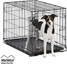 MidWest Homes for Pets Caja de Perro | iCrate Puerta única