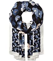 Kate Spade New York - Blooming Oblong Scarf