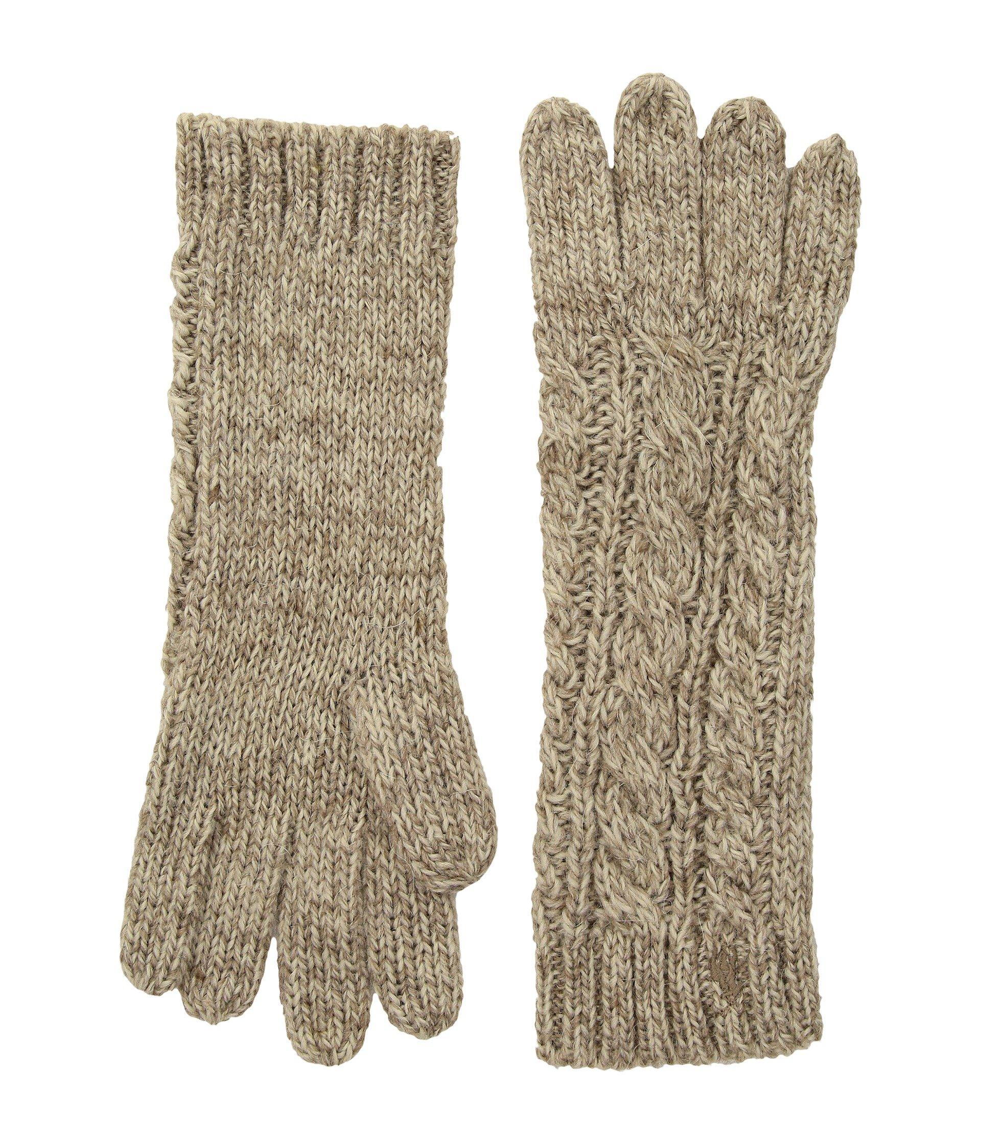 Guantes para Mujer Polo Ralph Lauren Alpaca Classic Aran Gloves  + Polo Ralph Lauren en VeoyCompro.net