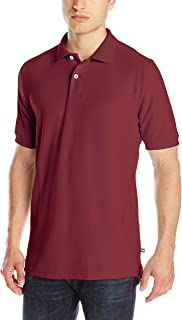 Men's Classic Fit Short Sleeve Polo Shirt
