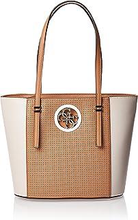 Guess Tote Bag for Women- Tan