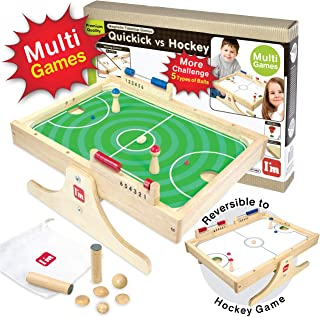 Best wooden tabletop football game Reviews