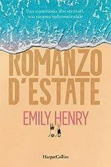 Romanzo d'estate (Italian Edition) Format Kindle