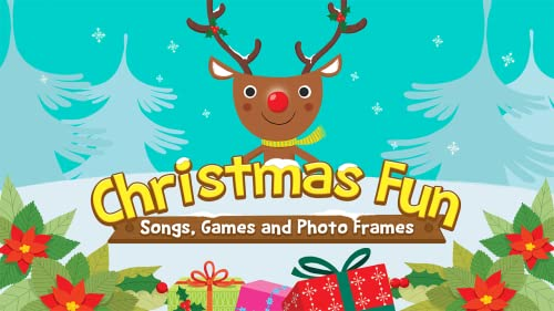 『Pinkfong Christmas Fun: 赤ちゃん・幼児・子供向けのクリスマス歌、ゲーム、カメラ、知育』の2枚目の画像