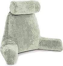 Betsy Drake NC606C Betsys Shell Teal No Cord Pillow 18 x18