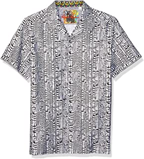 Men's Goliath S/S Woven Shirt
