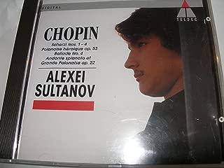Chopin: Scherzi Nos. 1-4, Polonaise heroique op. 53, Ballade No. 4, Andante spianato et, Grande Polonaise op. 22