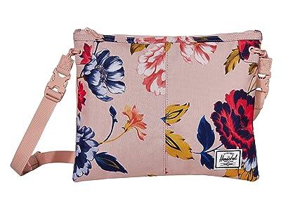 Herschel Supply Co. Alder (Winter Flora) Cross Body Handbags