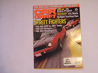 Car Craft September 1992 (LOW BUCK HIGH PERFORMANCE TUNING GUIDE - STREET FIGHTERS '64 455 GTO VS. ZR1 'VETTE - '69 LS7 CAMARO - '68 302 MUSTANG, VOLUME 40 NUMBER 9)