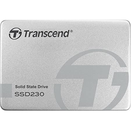 Transcend SSD 1TB 2.5インチ SATA3.0 3D NAND採用 DRAMキャッシュ搭載 5年保証 【PlayStation4 動作確認済】TS1TSSD230S