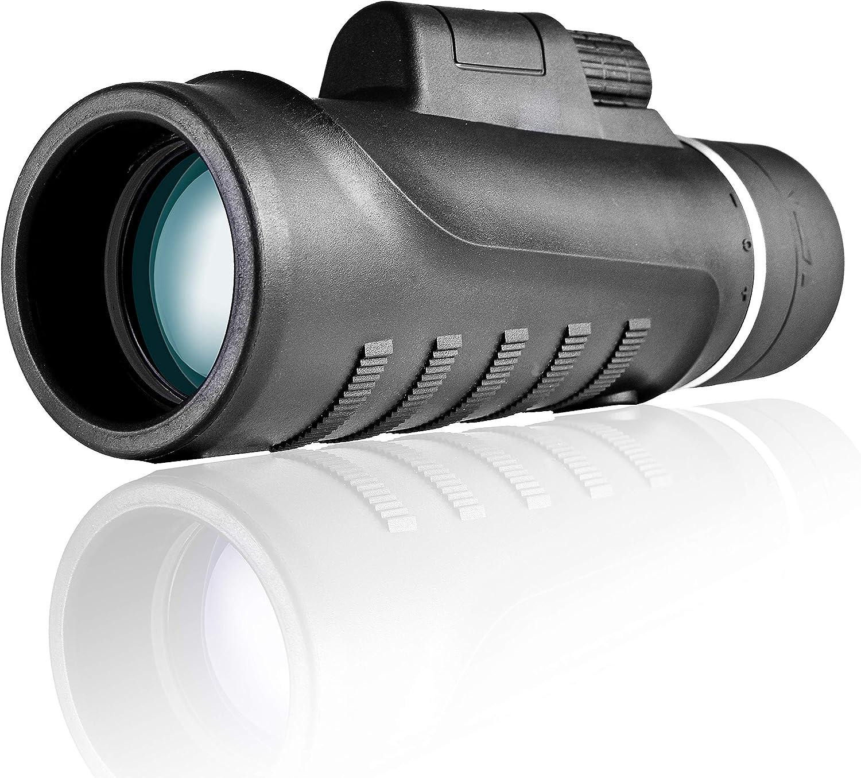Overseas parallel import regular item IVSUN Monocular Telescope Atlanta Mall for Smartphone Prism Power 12X42 High