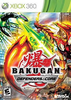 Bakugan Battle Brawlers: Defenders of the Core - Xbox 360