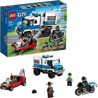 レゴ(LEGO) シティ ドロボウの護送車 60276