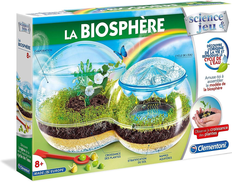 Clementoni Ciencia & jeu-la biosfera, 52343, Multicolor