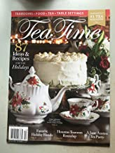 Tea Time Magazine November December 2017 Holiday Issue