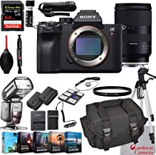 $4379 » Sony Alpha a7R IV Mirrorless Digital Camera with Tamron 28-75mm Lens Bundle + Extreme Speed 64GB Memory (24 Items)