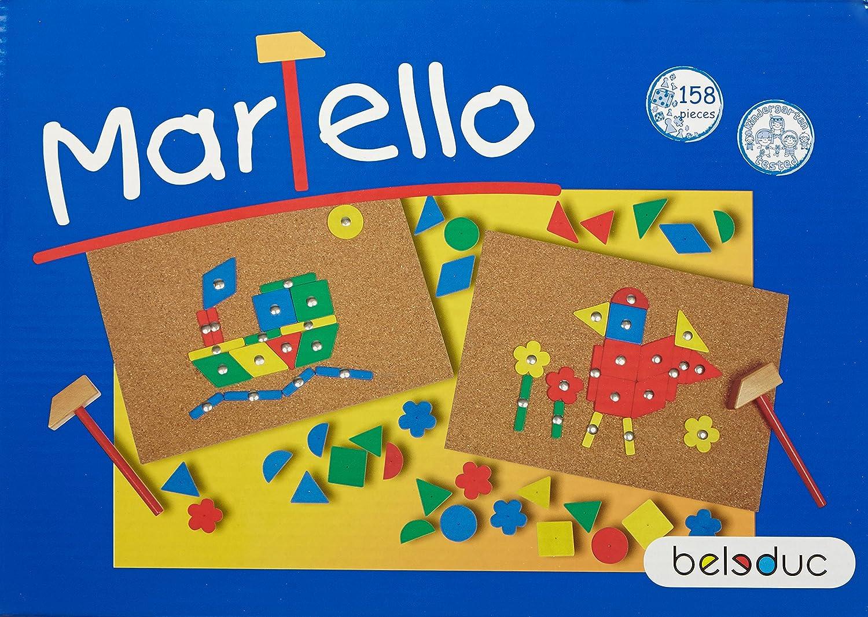 HAPE Beleduc Beleduc  Martello