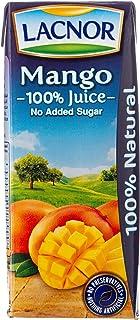 Lacnor Sugar Free Mango Mango Juice 32 x 180 ml