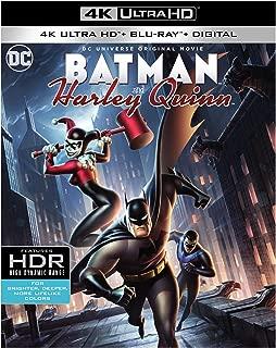DCU: Batman and Harley Quinn (4K UHD/BD)