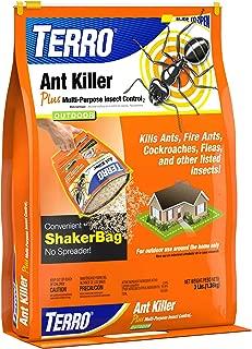 TERRO T901-6 Ant Killer Plus Shaker Bag