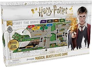 Goliath - HarryPotter MagicalBeasts Game (jeu de plateau) - Jeu d'enfants - à partir de 8 ans- Jeu de société - Jeu de str...