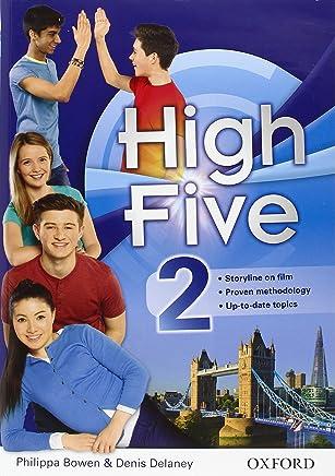 High five. Students book-Workbook-Exam trainer. Per la Scuola media. Con CD Audio. Con e-book. Con espansione online: High Five 2: Super Premium. Con ... Open Book e Audio Cd [Lingua inglese]