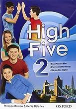 High five. Student's book-Workbook-Exam trainer. Per la Scuola media. Con CD Audio. Con e-book. Con espansione online: High Five 2: Super Premium. Con ... Open Book e Audio Cd [Lingua inglese]