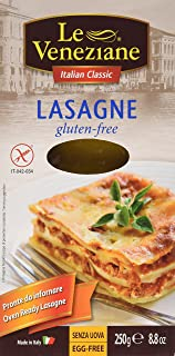 Le Veneziane Gluten Free Lasagne Sheets 250g
