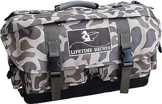 Lifetime Decoys Old School Camo Blind Bag/Backpack